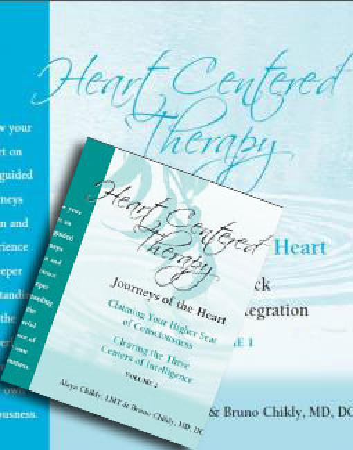 Journeys of the Heart CD Set: Audio Journey of the Heart 1 & 2 (HCTbothKIT)
