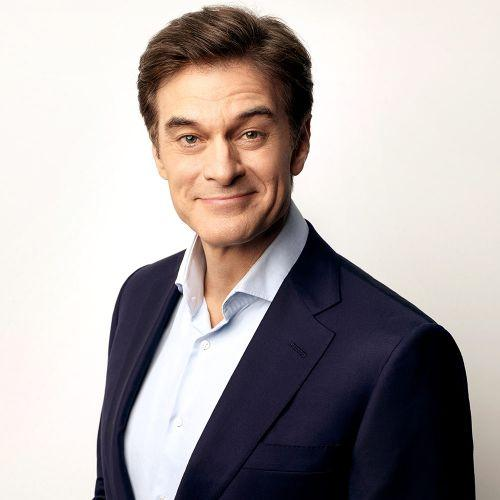 "Mehmet Oz, M.D., Cardiothoracic surgeon, Author of ""Healing from the Heart"""